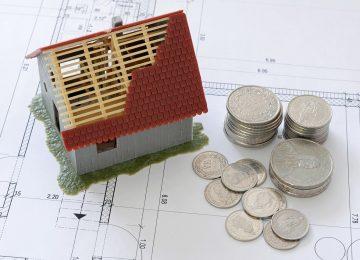 De kosten verschillen tussen een bestaande en een nieuwbouwwoning